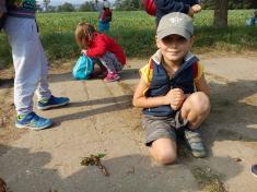 Dopolední výlet do přírody - Motýlci