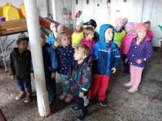 Návštěva u zahrádkářů – ochutnávka moštu