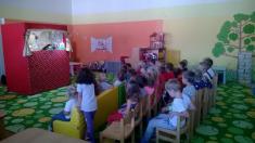 Divadélko ve školce